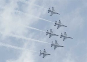 Dyess Air Force Base Air Show